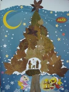 Árvore de Natal Mourisca