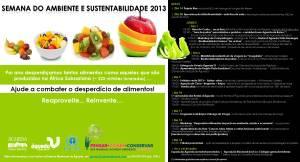 Semana ambiente e sustentabilidade 2013