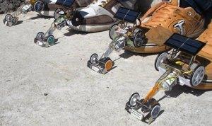 carrinhos solares