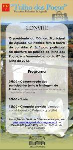 Convite Trilho dos Pocos_07_07_2013