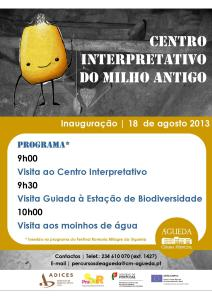 Cartaz_Inauguracao CIMA com logos