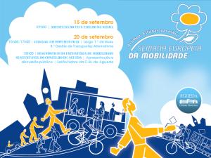 semana europeia da mobilidade 2013